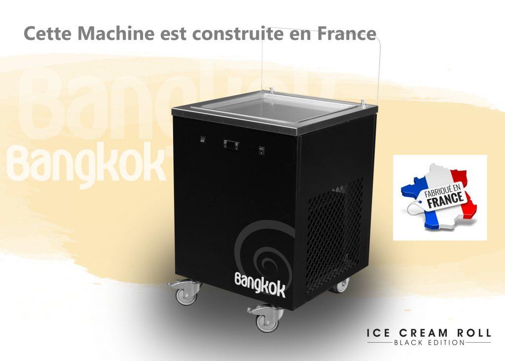 achat machine ice cream roll