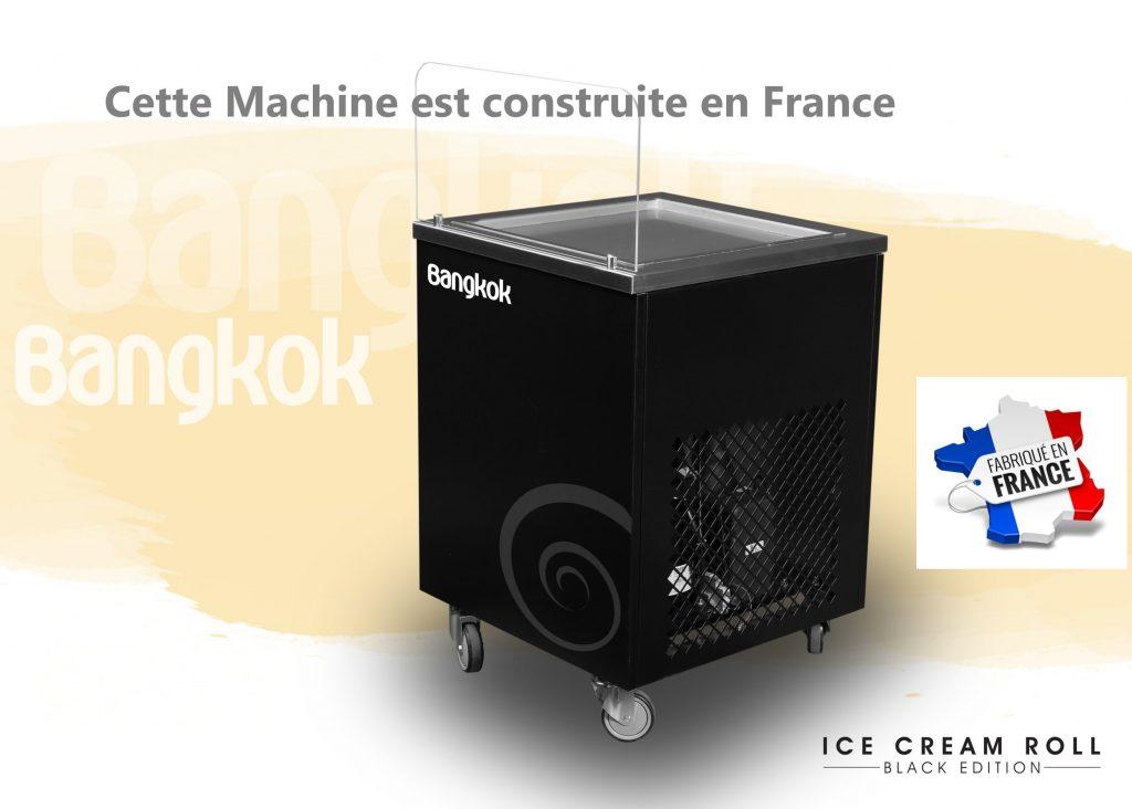 machine a glace roll