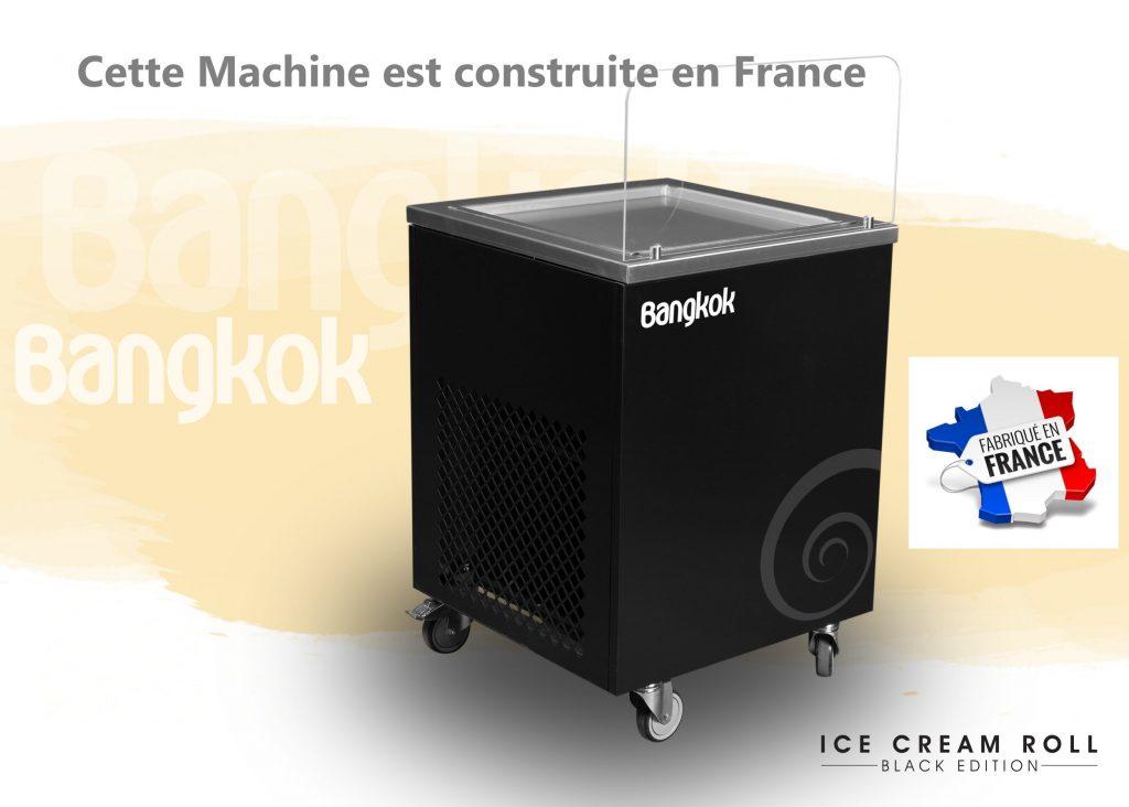machine a glace thai